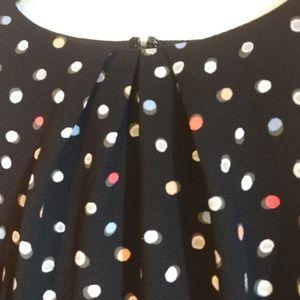 Elle Dresses - 4/$15 Elle polka dot dress size 10